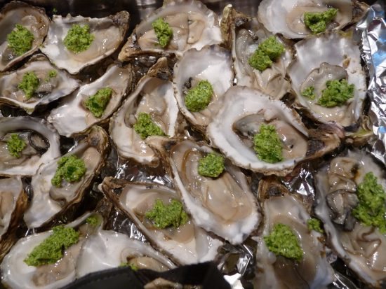 Oysters_Persillade