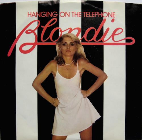 blondie telephone