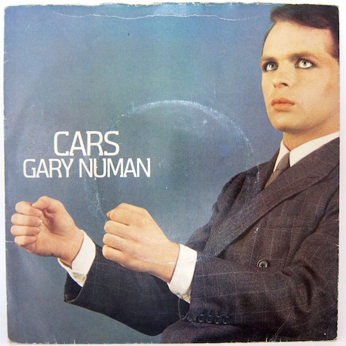 """Metal"" was the B-side of Numan's ""Cars"" single."