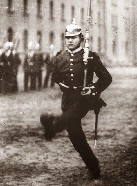 germn soldier 1914