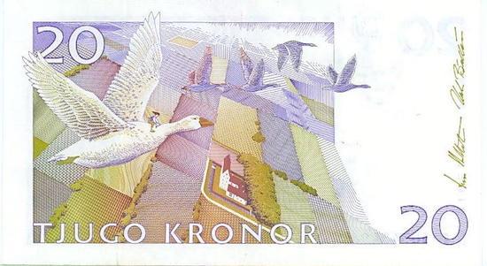 sweden-20-kronor-back