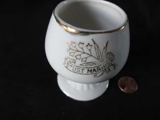JUST MARRIED CUP