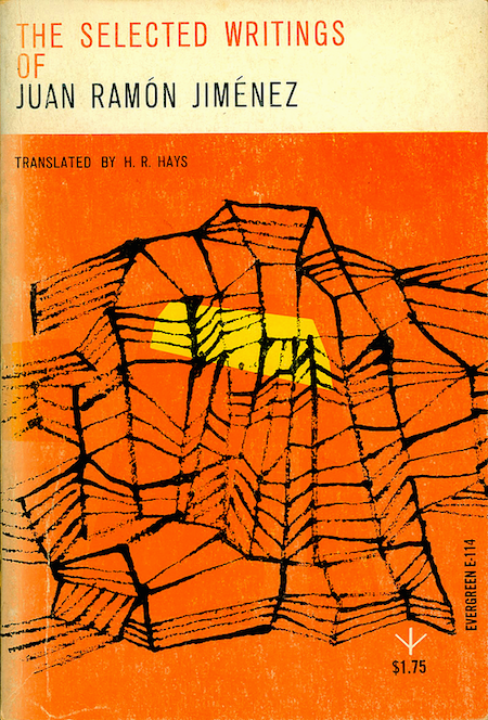 The Selected Writings of Juan Ramon Jimenez, Jimenez, Juan Ramon