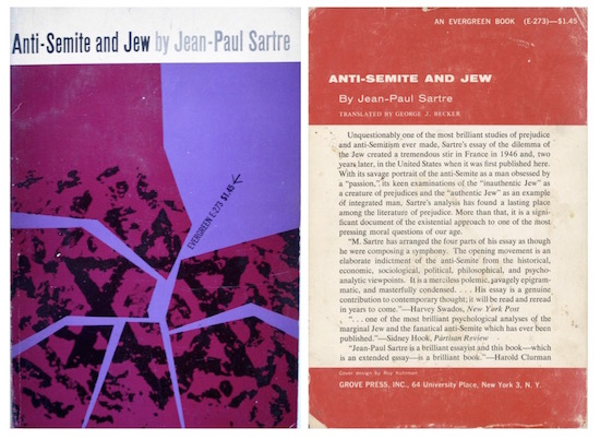 essay existentialism jean paul sartre Was only a small part of jean paul sartre's remarkable oeuvre that included the central texts of french existentialism- the philosophical movement that he named and spearheaded- in the forms of novels, essays.
